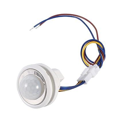 Interruptor por detección de movimiento, Sensor de movimiento de ...