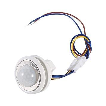Interruptor por detección de movimiento, Sensor de ...