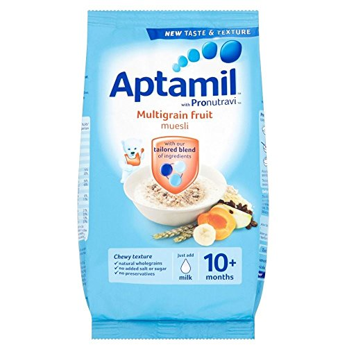 Aptamil with Pronutravi Multigrain Fruit Muesli 10mth+