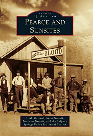 book cover of Pearce and Sunsites