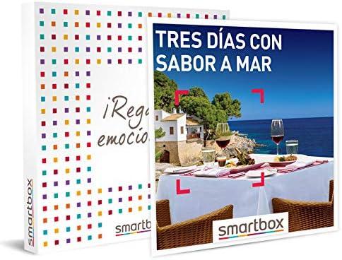 tres dias con sabor a mar smartbox