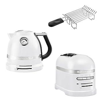 Amazonde Kitchenaid Artisan Frühstücks Set Incl Wasserkocher