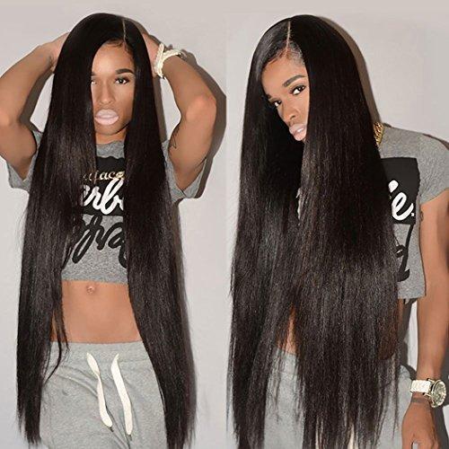 - Brazilian Straight Hair 4 Bundles (22