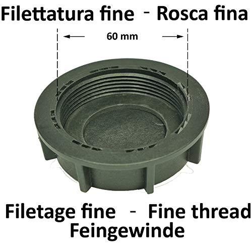 51k%2B1jf dDL WAFA 5F Wasserfülladapter für Wohnmobile, FEINGWINDE, Knaus, Weinsberg, u.a.