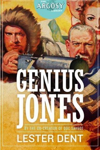 Genius Jones (The Argosy Library) ()