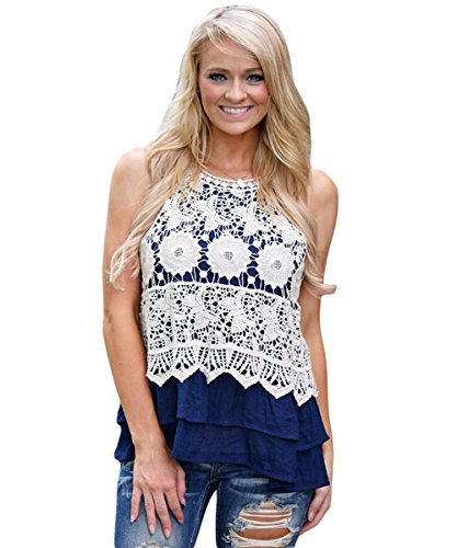Layered Lace Top - 2