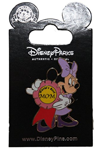 Disney Pin #70047: Minnie Mouse-Worlds B - Disney Mothers Day Pin Shopping Results