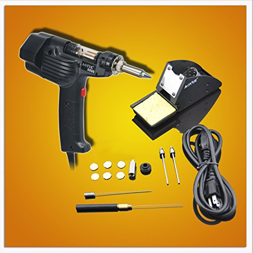 Aoyue 8800 Self Contained Desoldering Gun with Internal for sale  Delivered anywhere in USA
