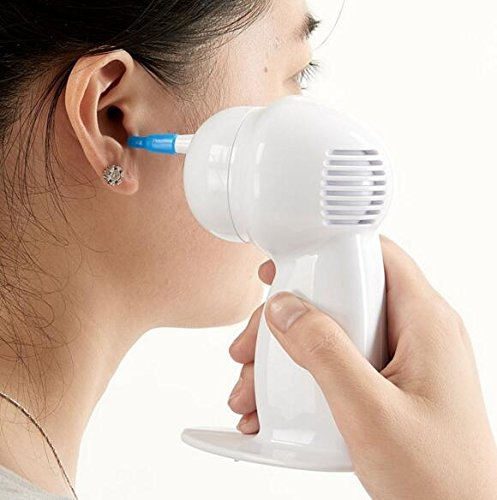 Gaodear Electric Ear Cleaner Wax Remover Earpick Cordless