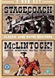 Stagecoach and McLintock (2 DVD Set)