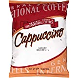 General Foods Hazelnut Belgian Instant Coffee Mix, 2 lb. bag (Pack of 6)