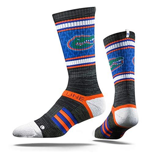 Premium College Football and Basketball Officially Licensed NCAA Athletic Fan Socks. Size Mens 5-13 The Most Comfortable Sock on Earth Worn by Elite Players in The NFL, NBA, and MLB. ()