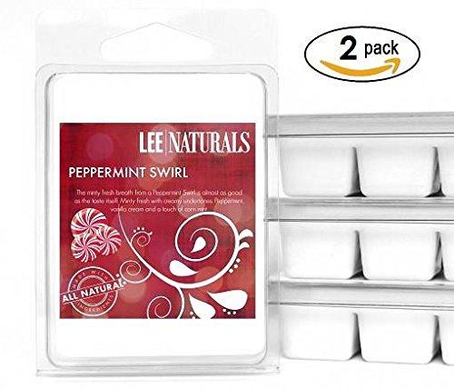 Lee Naturals Winter & Holiday -  PEPPERMINT SWIRL Premium Al