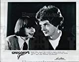 Historic Images 1981 Press Photo Gregory's Girl Gordon John Sinclair & Clare Grogan