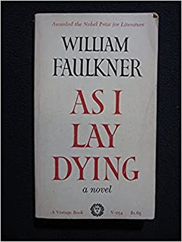 as i lay dying page count