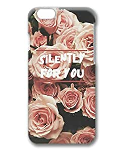 Armener Hard Protective 3D iPhone 6 Plus (5.5 inch) Case With Silently For You wangjiang maoyi by lolosakes