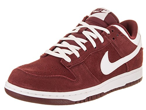 Team Men's Shoe Dunk Low White Skate Nike Red 6n7xqXwA6a