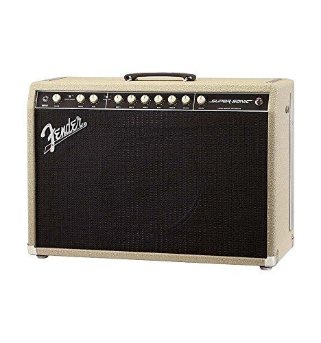 Fender super-sonic 112 Blonde - Stock B: Amazon.es: Instrumentos musicales