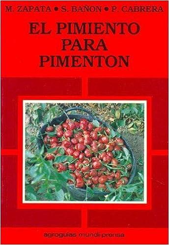 Book El Pimiento Para Pimenton
