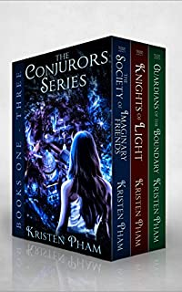 The Conjurors Collection, Books 1-3 by Kristen Pham ebook deal