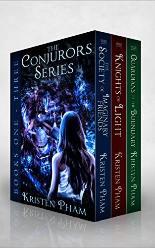 The Conjurors Collection, Books 1-3: An epic YA fantasy adventure with a lovable, powerful heroine