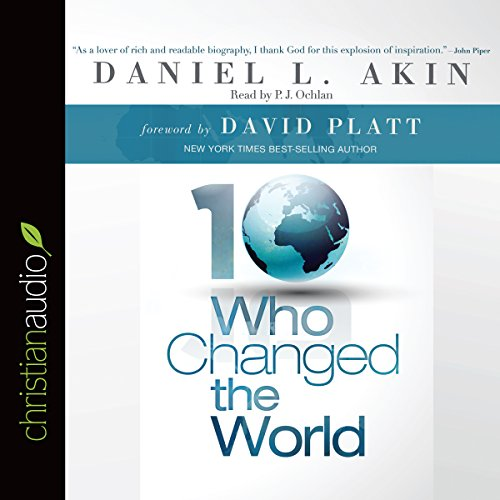Ten Who Changed the World Audiobook [Free Download by Trial] thumbnail