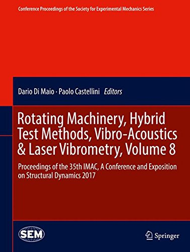 Rotating Machinery, Hybrid Test Methods, Vibro-Acoustics & Laser Vibrometry, Volume 8: Proceedings of the 35th IMAC, A Conference and Exposition on ... Society for Experimental Mechanics Series)