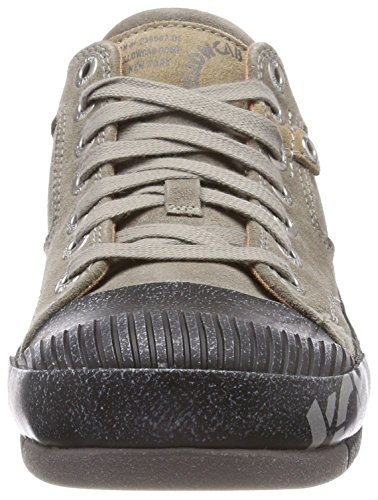 M Gree dark Sneaker Cab Uomo Yellow Grigio Mud 7q60WTE