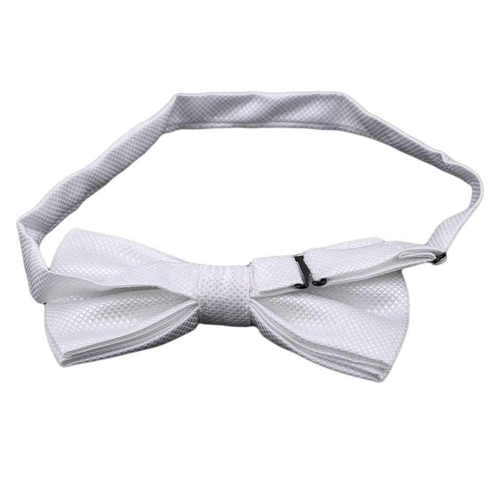 Polyester Garn blau L/_shop Bunte Plaid Bowknot Krawatte Br/äutigam M/änner Krawatte M/ännliche Ehe Nette Schmetterling Hochzeit Dekoration