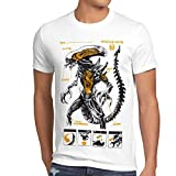 New Mens Alien Xenomorph Exclusive Quality T-shirt for Men MD Shirt