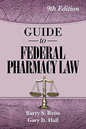 Guide to Federal Pharmacy Law (Best Mpje Study Guide)