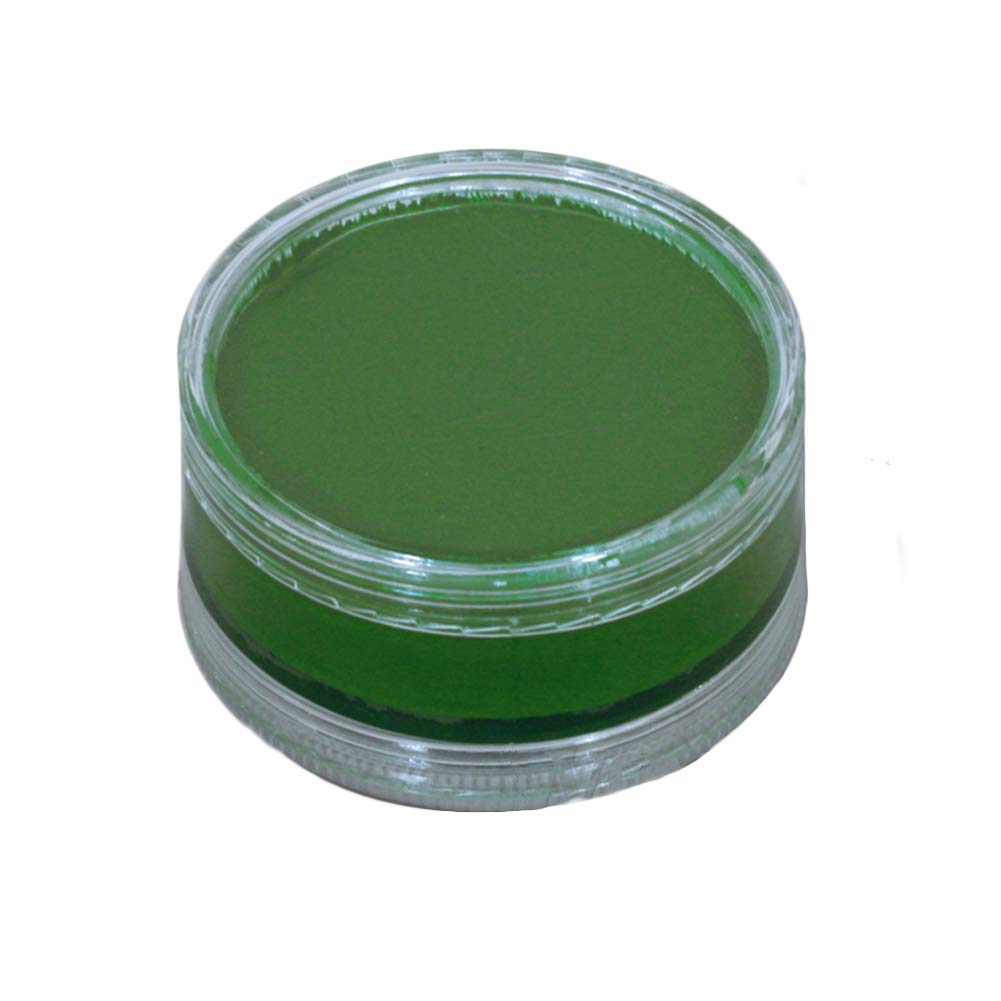 Wolfe Face Paints - Dark Green 60 (3.17 oz/90 gm)