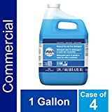 Dishwashing Liquid Soap Detergent by Dawn Professional, Bulk Degreaser Removes Greasy Foods from Pots, Pans and Dishes in Commercial Restaurant Kitchens,Regular Scent, 1 gal. (Case of 4)