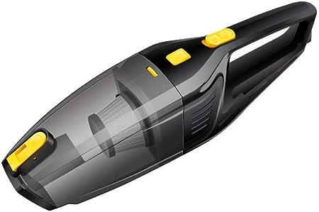 BABAWD Aspiradora para Coche 12V 120W Coche sin Cable Hoover Mucho más Fuerte succión de la aspiradora Auto de Mano Potable, Cepillo de Limpieza: Amazon.es: Hogar