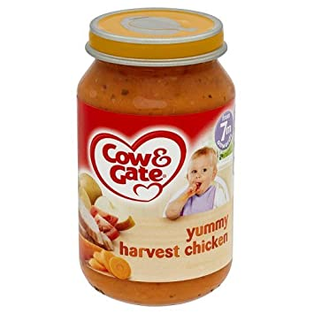 Amazon Cow Gate Baby Food 7 Months Onwards Yummy Harvest