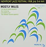 Newport Jazz Festival 1958 1 by Various Artists (2000-06-24)