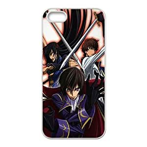 iPhone 5,5S Phone Case White Code Geass ZIC460297