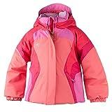 Obermeyer Kids Baby Girl's Alta Jacket (Toddler/Little Kids/Big Kids) Soft Coral 5