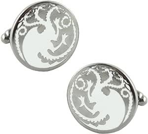 MasGemelos - Gemelos Juego de Tronos Targaryen Cufflinks