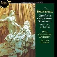 Palestrina: Il Cantico Dei Cantici