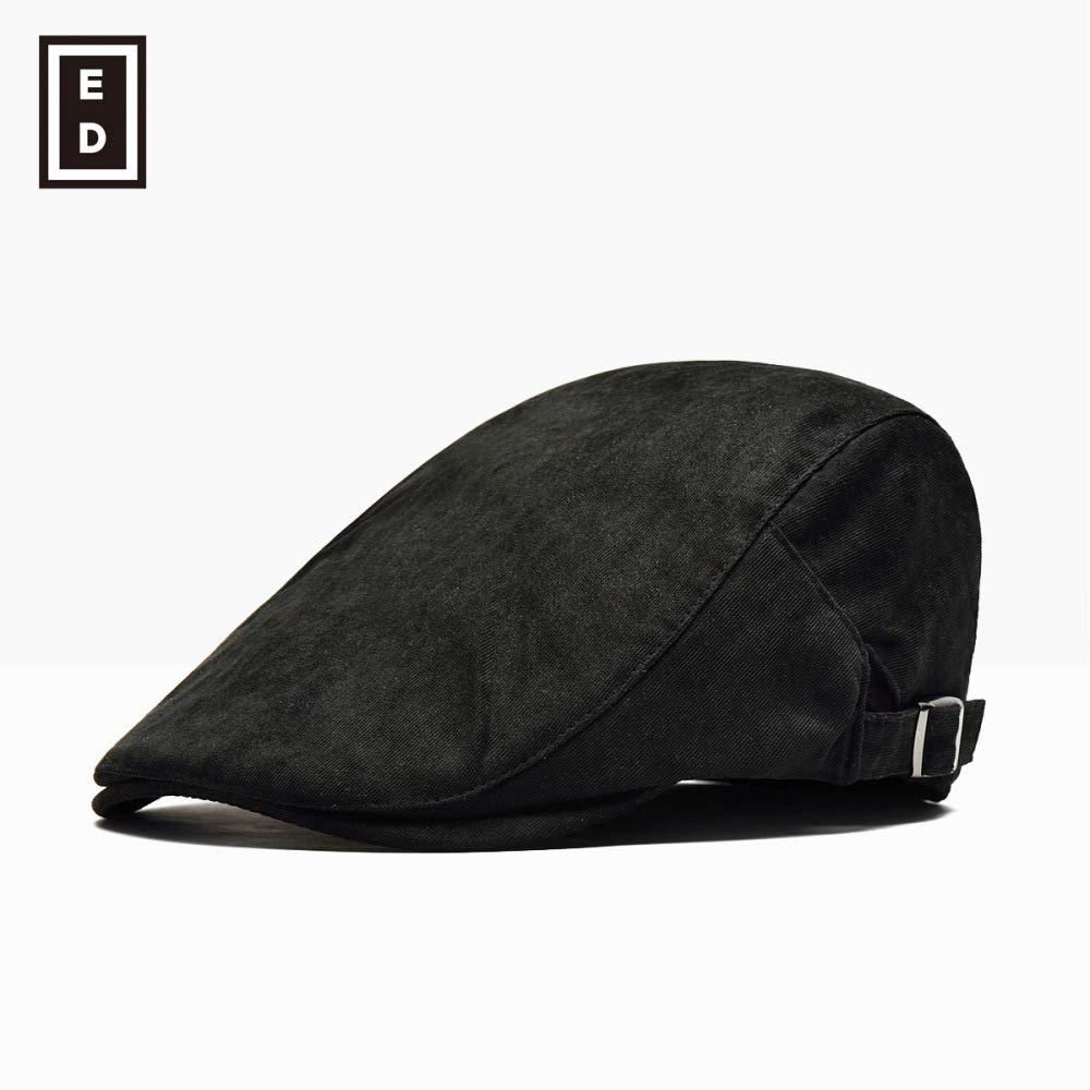 sdssup Sombrero Gorra de Hombre Bere Hat café Profundo Ajustable ...