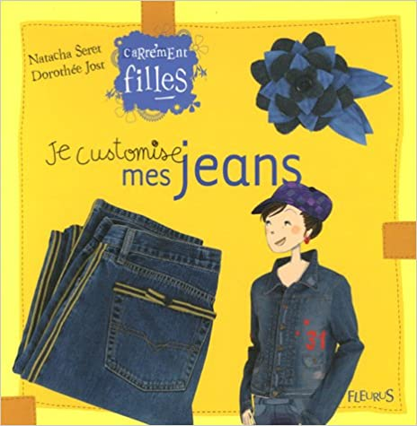 Je customise mes jeans