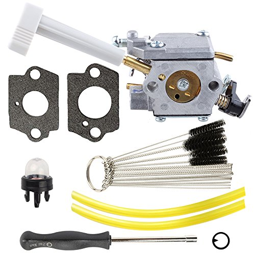 Anzac 308054079 Carburetor 308054079 with primer bulb fuel line for Ryobi RY08420 RY08420A Backpack Blower by Anzac