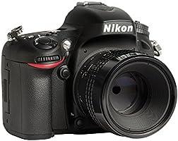 Lensbaby Velvet 56 - Objetivo Retrato para Nikon (56 mm, f/1.6 ...