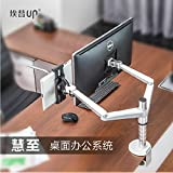 MagicHold 2 in1-360ºrotate-height adjusting stand/mount/holder for all Tablet/iPAD Pro 12.9'' or 9.7''/iPAD Air & LCD Monitor/TV (upto 27 inch)