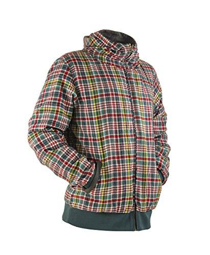 virblatt einzigartiger Herren Kapuzenpullover Männer Goa Hoodie als Wendejacke und full zip hoodie in alternativer Kleidung von virblatt - Wunderwelt