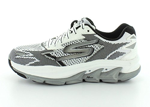 SkechersGo Run Ultra R - Road - Zapatillas de running mujer White/Black
