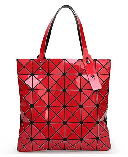 Tote It! Classic Everyday Tote (Red) - 4
