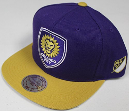 黄ばむミス決定的Orlando City SC MLS Mitchell & Ness