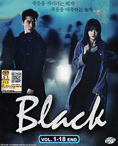 Black (K-Drama w. English Sub, All Region DVD, 5-DVD Set)